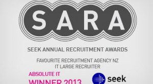 Seek SARA Winner 2013!